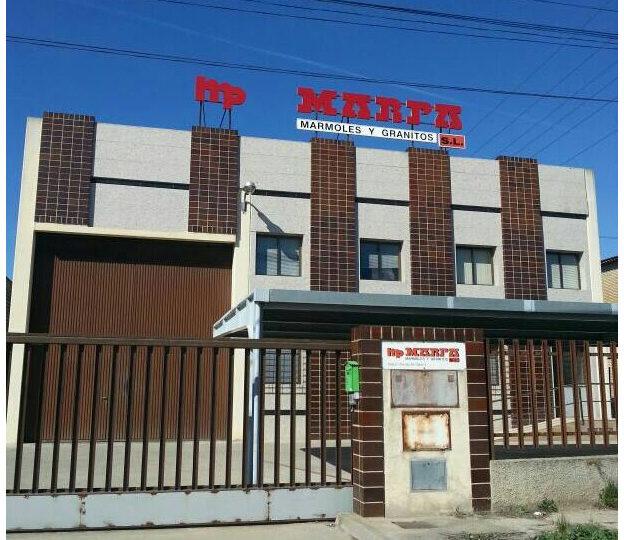 fábrica mármoles marpa Zaragoza